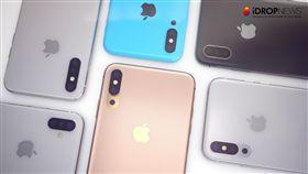 翻攝快科技 iPhone 三鏡頭