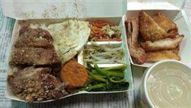 雙主菜+3配菜+蛋 佛心便當60元/翻攝「我住台南安南區|討論交流版|」臉書