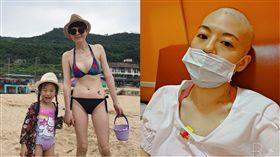 乳癌,癌症,超模,母親節,病友,抗癌