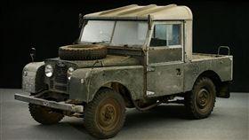 前英國首相邱吉爾的Land Rover Series 1。(圖/翻攝Emil Frey Classics網站)