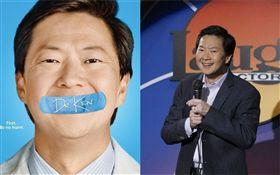 內科醫師出身、「醉後大丈夫」韓裔影星鄭康祖(Ken Jeong),週末在亞利桑那州脫口秀演出時,發現台下有觀眾癲癇發作,立即跳下舞台救人。圖/翻攝自臉書