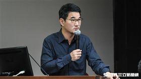 民進黨立法委員劉建國。 圖/記者林敬旻攝