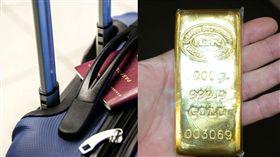 為錢走險!稅差高達千萬 空姐夾帶黃金原因大揭秘(圖/翻攝自Pixabay)