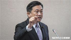 民進黨立委王定宇。 圖/記者林敬旻攝