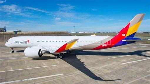 南韓韓亞航空,圖/翻攝自臉書