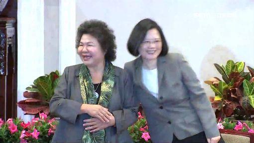 推陳菊參選1800