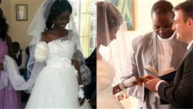 Zenele Ndlovu,婚禮,鱷魚,遊艇,襲擊,截肢,右臂,命運,埋怨,非洲,辛巴威,網球 圖/翻攝自推特 https://goo.gl/Xvjr7f