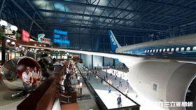 名古屋,中部國際機場,日本,廉價航空航廈,波音787。(圖/名古屋中部國際機場提供)