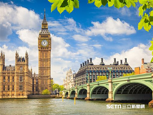 倫敦。(圖/易遊網提供)