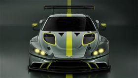 新一代Vantage GT3及GT4賽車。(圖/翻攝Aston Martin網站)
