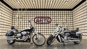 ARTC車輛中心成為哈雷認證首座海外實驗室。(圖/翻攝ARTC網站)