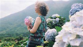 少女心爆發 要求孫女替她拍網美照(圖/翻攝自Dcard)