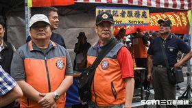 八百壯士赴立院抗議 圖/記者林敬旻攝