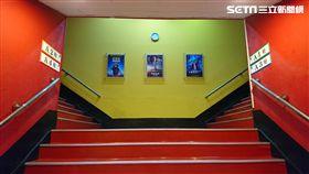 三重幸福戲院,幸福電影城,電影院,二輪片(記者翁堃泰攝影)