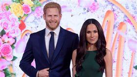 英王室婚禮倒數 梅根馬克爾蠟像曝光(圖/翻攝自Madame Tussauds London臉書)