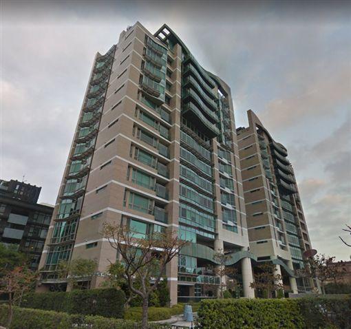 房市冰河期?大直豪宅每坪暴跌50萬大直,帝景水花園,房市,屋齡,不動產,賤賣,暴跌內政部實價登錄、GoogleMap