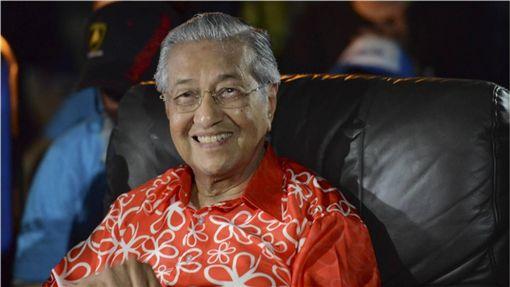 馬哈地,Mahathir Mohamad 翻攝自臉書