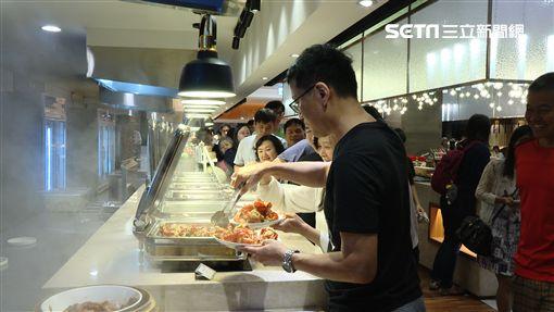 凱達飯店推「海鮮之夜」龍蝦吃到飽