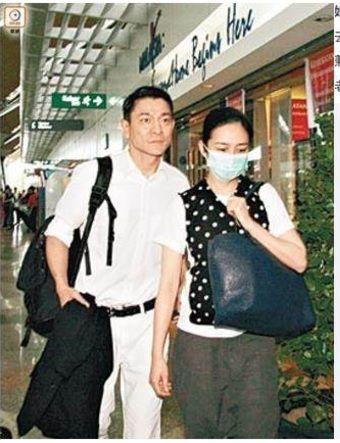 ▲▼劉德華與朱麗倩私生活一向低調簡樸。(圖/翻攝自微博)