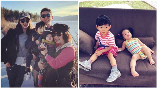隋棠、Tony、Max、Lucy/隋棠臉書