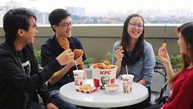 馬來西亞肯德基吃雞(圖/翻攝自肯德基推特)