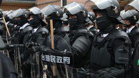 台灣民政府,黑熊部隊,桃園總部(翻攝自台灣民政府官網)
