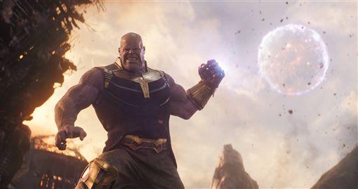 薩諾斯/翻攝自Avengers臉書