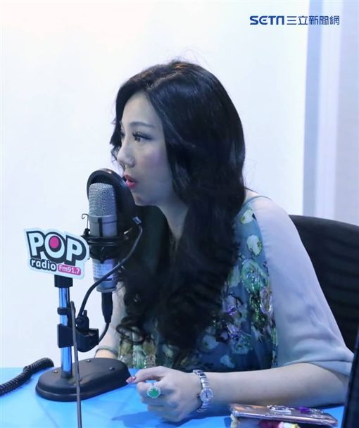 沈嶸(圖/POP radio提供)