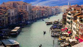 威尼斯,義大利,外帶,外食,街上,吃,遊客,飲食,髒亂,環境,Venice 圖/翻攝自pixabay https://goo.gl/Nr8dfr