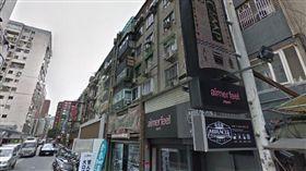 家族旅行遊台灣!菲籍男「東區巷弄」墜樓 急救後宣告不治 圖翻攝自GOOGLE MAP