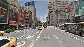 高雄火車站前(圖/翻攝自Google地圖)