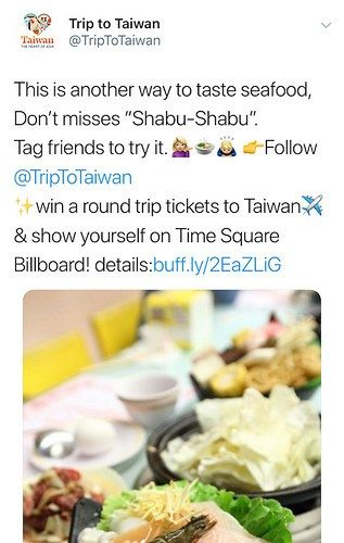 觀光,交通部觀光局,社群網站,觀光局,社群,@TripToTaiwan