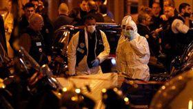 國巴黎發生隨機砍人案(圖/翻攝自推特)