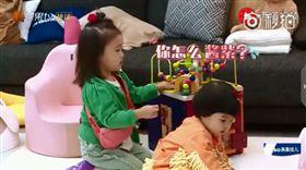 咘咘,BO妞 /翻攝自微博