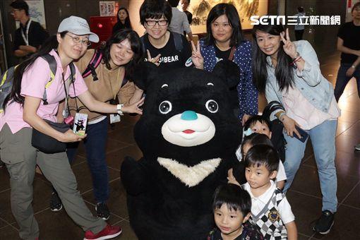 北市觀傳局,熊讚,熊讚主題館,商品,台北市政府