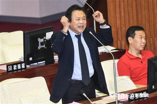 台北市議員王世堅。 (圖/記者林敬旻攝)