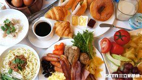 神旺伯品廊早餐。(圖/台北神旺大飯店提供)