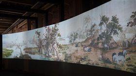 台中花博,國立故宮博物院,馬(台中市政府提供)
