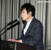 洪榮宏全新台語新專輯「人生車站」發片。(記者邱榮吉/攝影)
