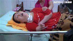 1999年台中廣三槍擊案遭流彈波及的孕婦莊嘉慧