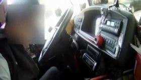 L公車昏迷撞1100