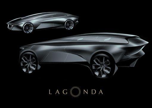 Lagonda Vision Concept概念車。(圖/翻攝Aston Martin網站)