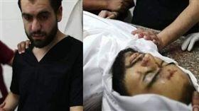 以巴血腥衝突 醫師值勤悲見兄弟遺體 以巴衝突,以色列,軍隊,巴勒斯坦,加薩,醫生,遺體 https://twitter.com/Belalmd12/status/996107637791092738
