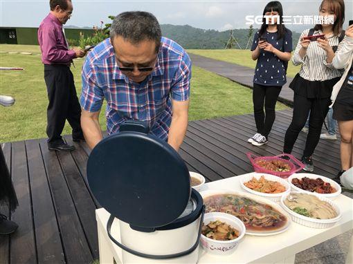 謝福順,豬哥亮逝世週年(圖/記者郭奕均攝)