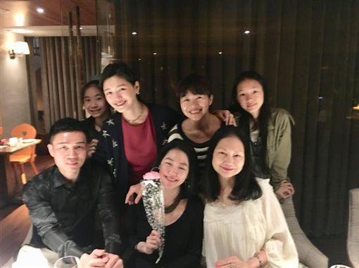 大S,徐熙媛,小s,黃春梅,母親節(圖/翻攝自臉書)