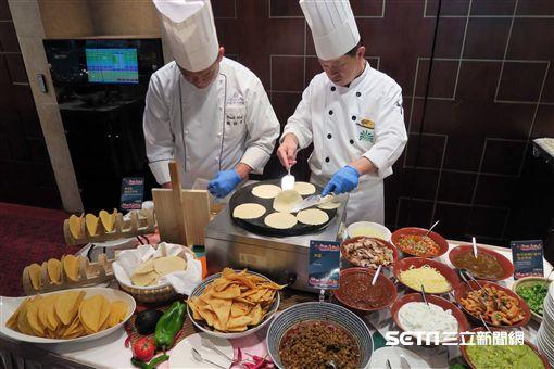 老爺酒店集團墨西哥美食節。(圖/記者簡佑庭攝)