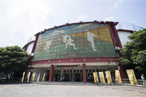 ▲新竹市球場將大規模翻新。(圖/新竹市政府提供)