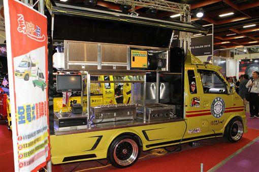 酷卡貨車當道 兼具實用與玩樂圖/車訊網
