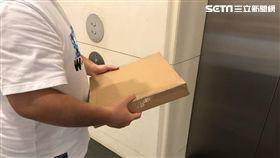 送貨,電梯,包裹(圖/資料照)