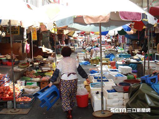 首爾傳統市集,市場。(圖/樂天旅遊提供)